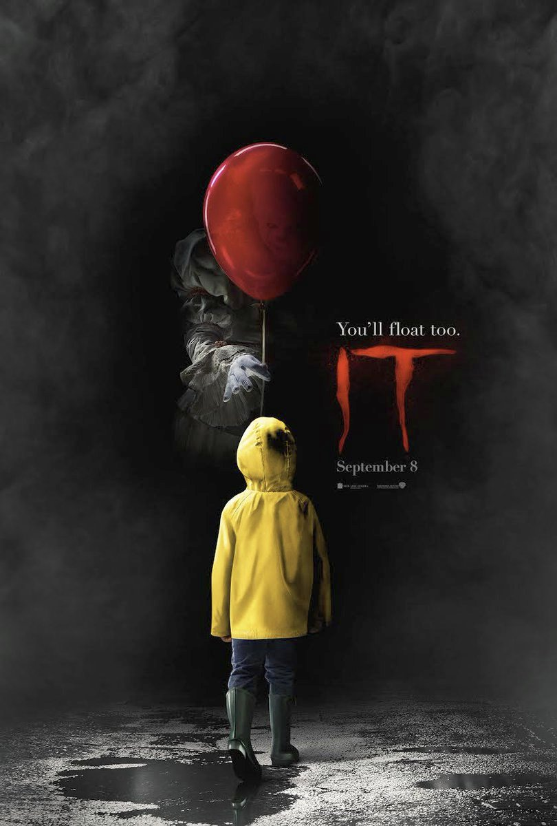 It: Part 1 – The Losers' Club Poster