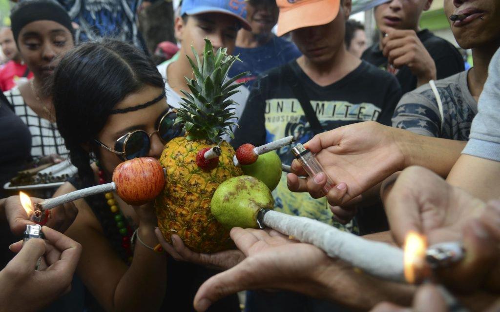 Marijuana Legalization Still Doesn't Apply at Coachella—Here's the Workaround.