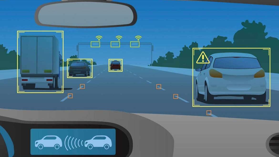 Here's How The Sensors in Autonomous Cars Work on @thedrive  #AI #Iot @3DPointerra