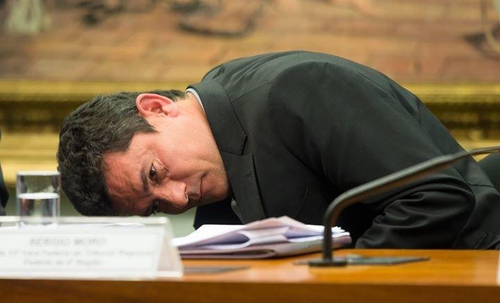 Resultado de imagem para imagens de do juiz moro de lula marques