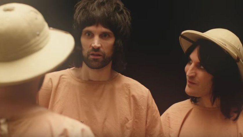 Why has Kasabian's new video drawn criticism from mental health campaigners?