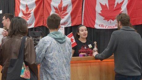 Marijuana expo a high point for Edmonton advocates