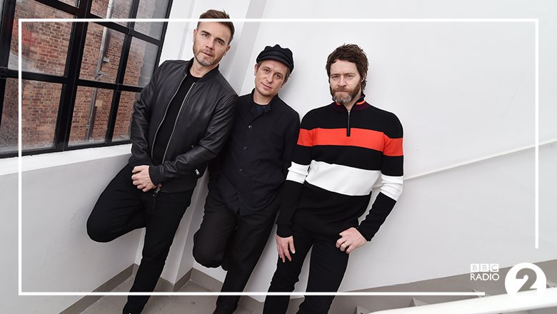 Which member of @TakeThat is keeping chocolate in their 2017 tour diet? 🍫