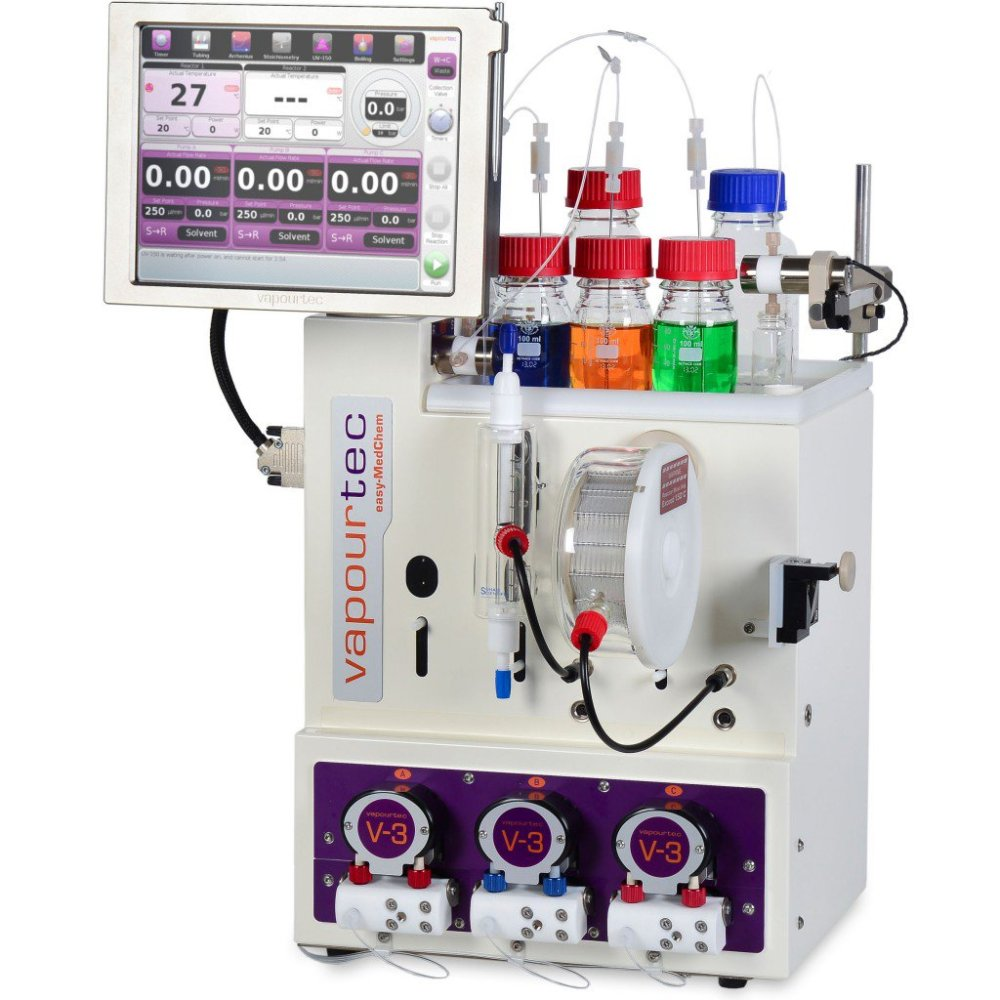 medium resolution of  for chemists exploring reactions and then scaling up https www vapourtec com products e series flow chemistry system the easy medchem features
