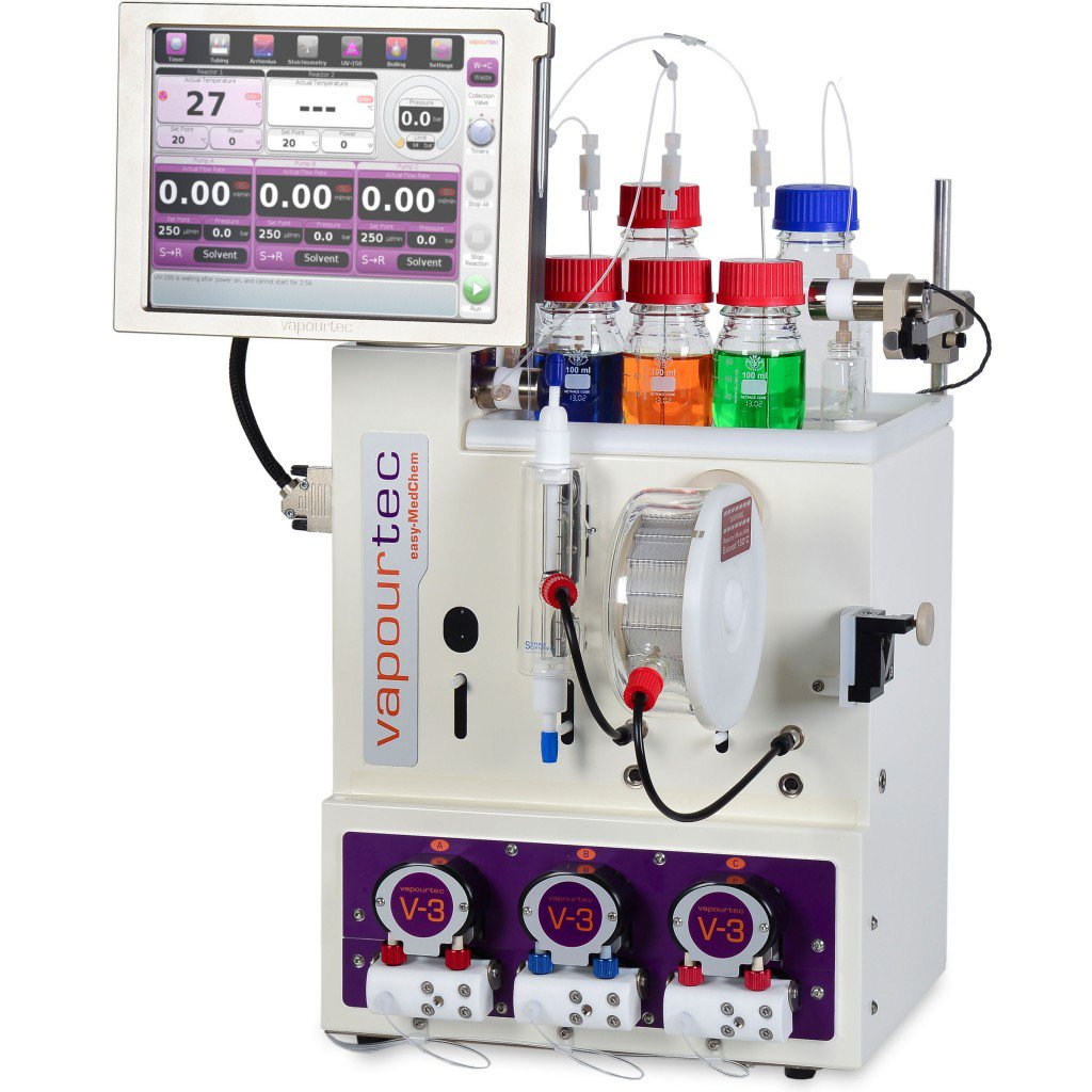 hight resolution of  for chemists exploring reactions and then scaling up https www vapourtec com products e series flow chemistry system the easy medchem features