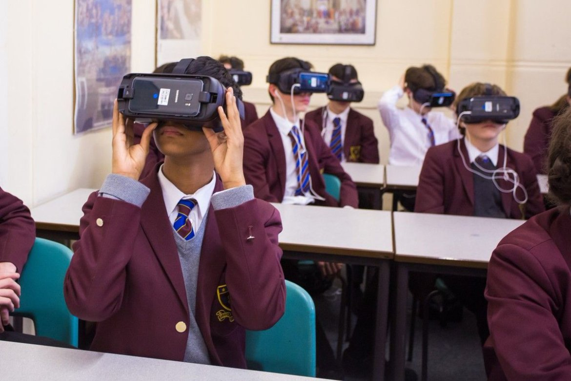 Synchronised #VR startup Sibro makes history with educational WWI experience