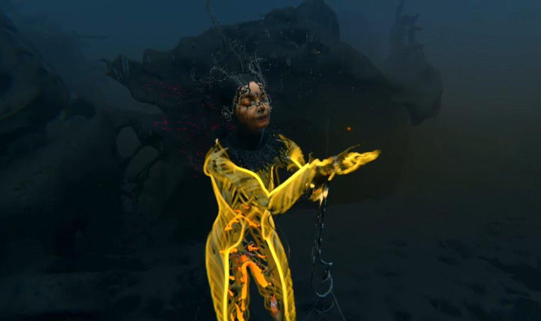 Watch Björk's Freakishly Beautiful Virtual Reality Music Video
