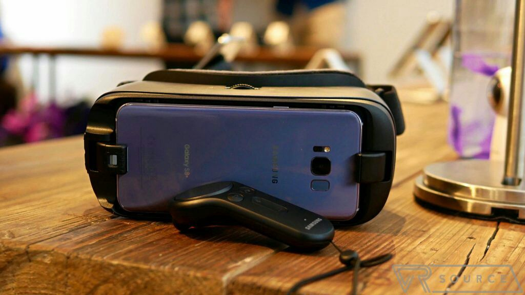The Galaxy S8 and Galaxy S8 Plus don't support Google Daydream  #vr