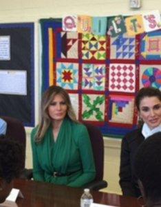 pm apr also lena argiri on twitter first lady melania trump  queen rania of rh