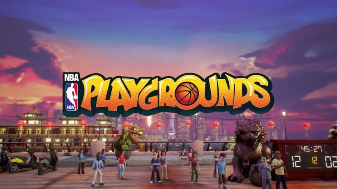 NBA Playgrounds Announced 5