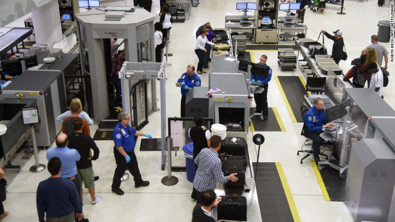 No, you can't bring pot on a plane, the TSA insists after a flub