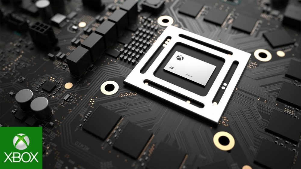 Here's the specs that will power Microsoft's Project Scorpio #VR experiences -