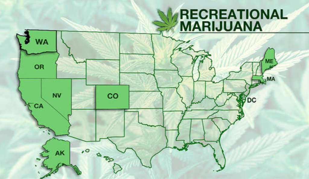 Washington state readies to defend booming marijuana business from federal government: