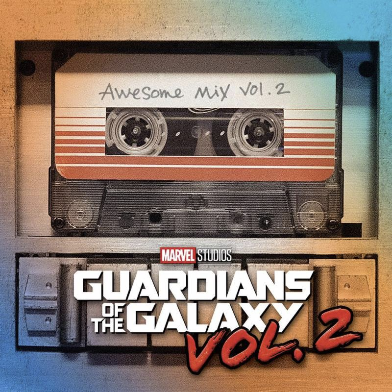 Guardians of the Galaxy Vol 2: Awesome Mix Vol. 2 Tracklist