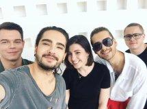 """Tokio Hotel Wola Twitter """" Interview"""
