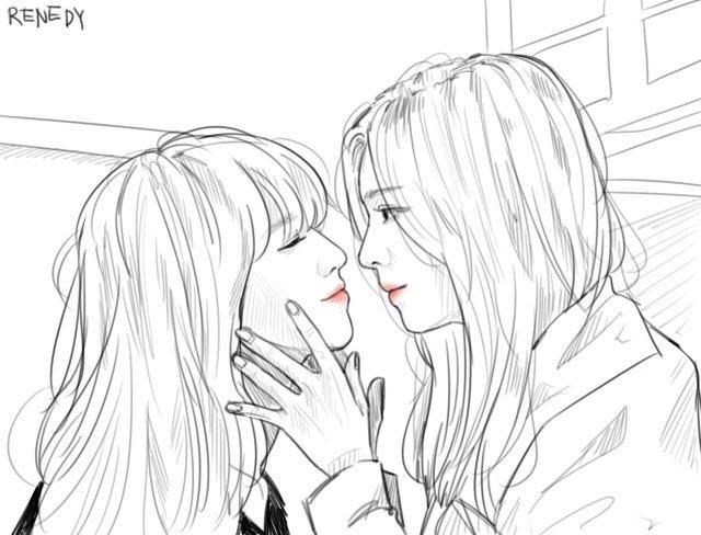 Seuldy/Wenrene on Twitter: