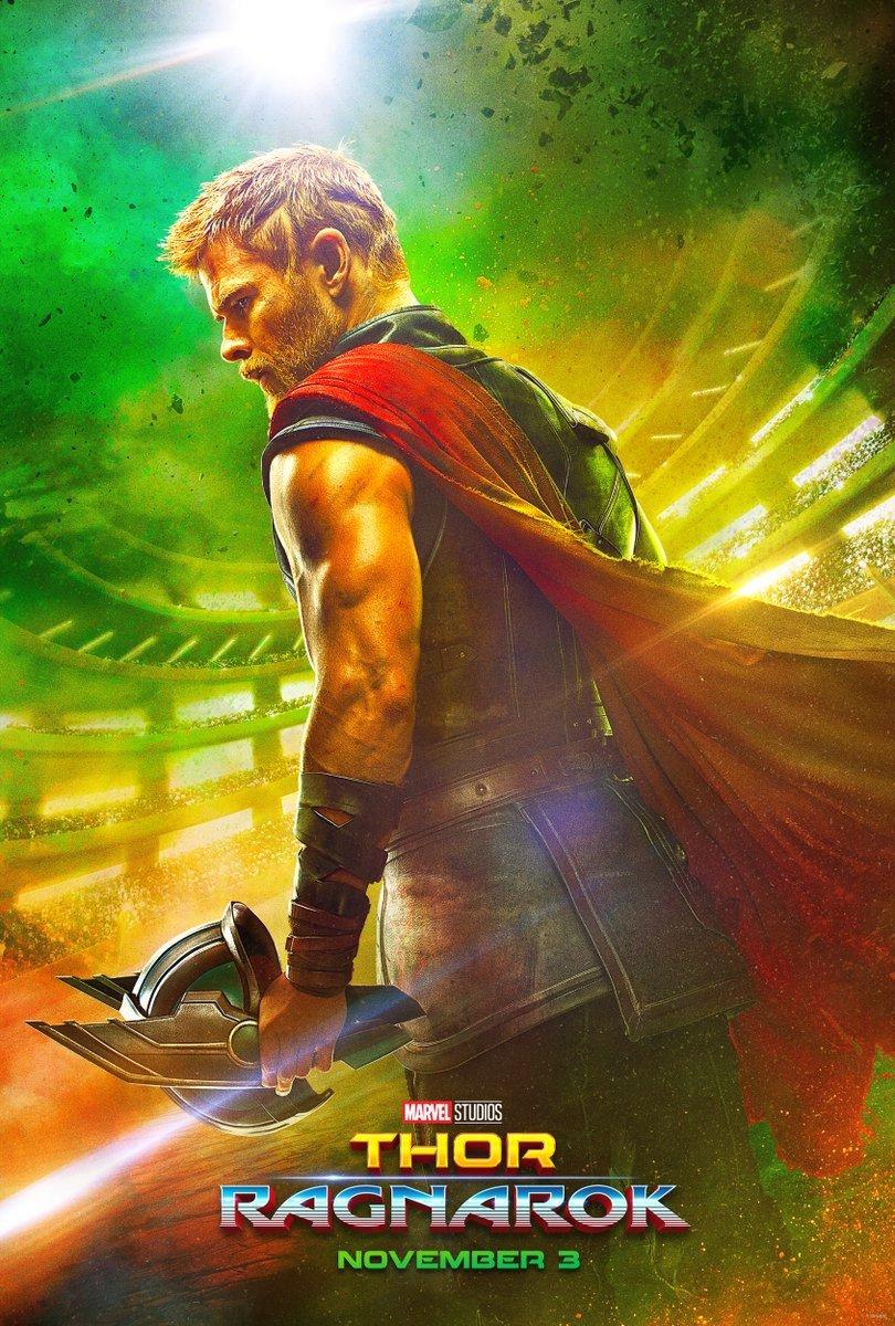 Thor: Ragnarok Teaser Trailer & Poster Unveiled