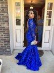 Black Girl Prom Dress