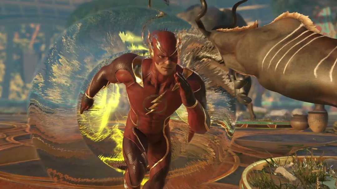 Injustice 2 – The Flash Trailer