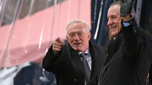 .@dallascowboys Owner Jerry Jones Urges @NFL to End Marijuana Testing