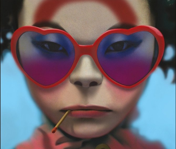 .@gorillaz have launched a virtual reality app that is expected to preview new music 👀