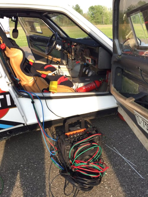 small resolution of byron bullock on twitter micing up the lancia delta s4 one of the crazy wiring on cars