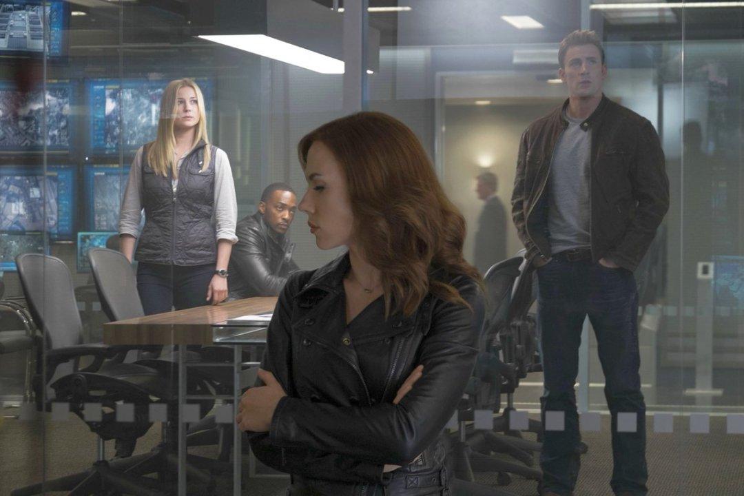 Chris Evans Weighs In On Black Widow Movie