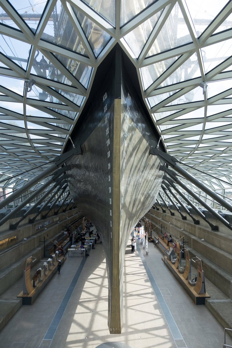 @CuttySark and @royalgreenwich cvi