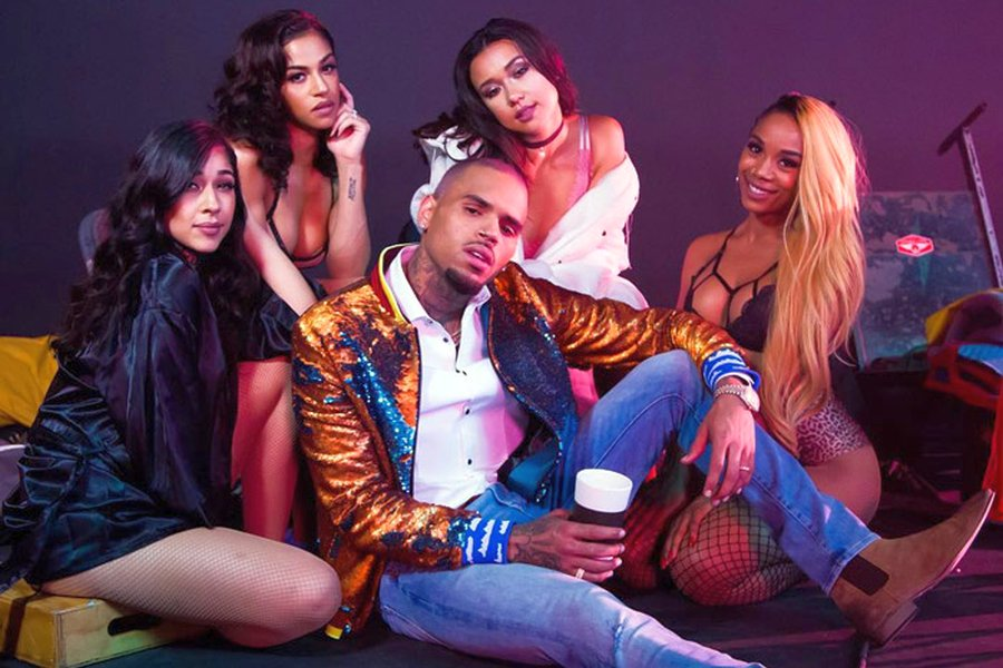 Chris Brown – Privacy Music Video