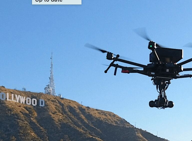 For $75,000, you can get the world's first broadcast-quality 6K #VR drone