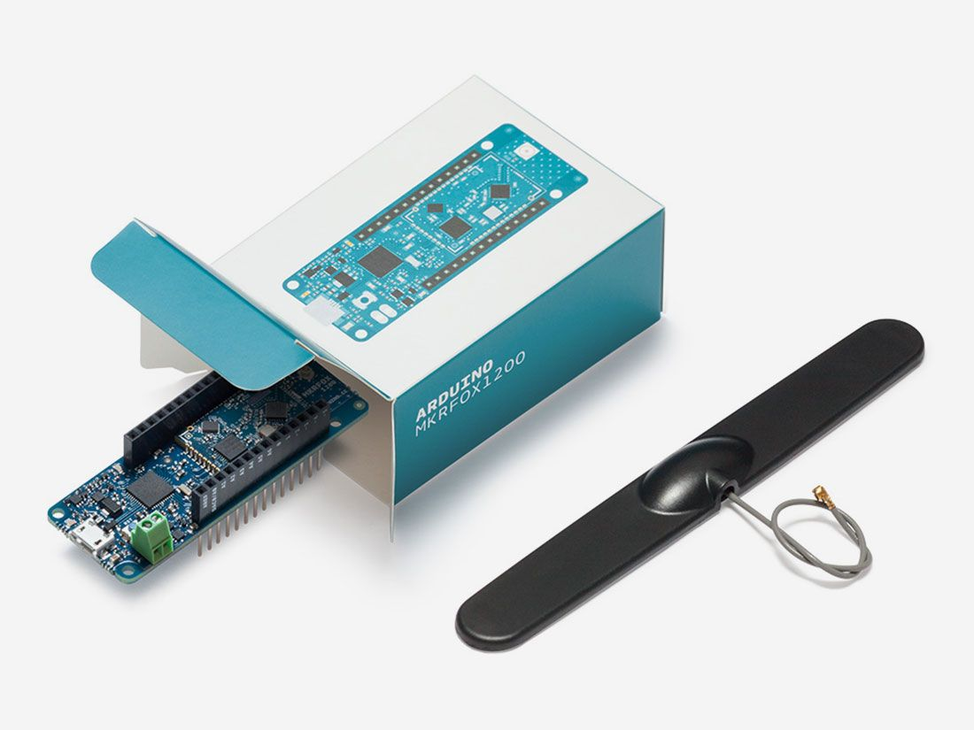 Arduino board adds Sigfox low power wireless for #IoT