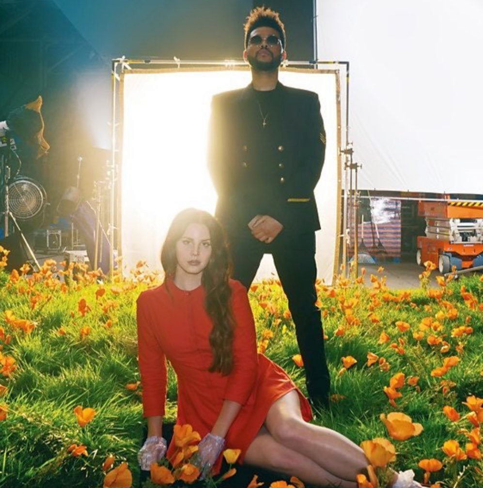 Lana Del Rey – Lust For Life Lyrics ft. The Weeknd