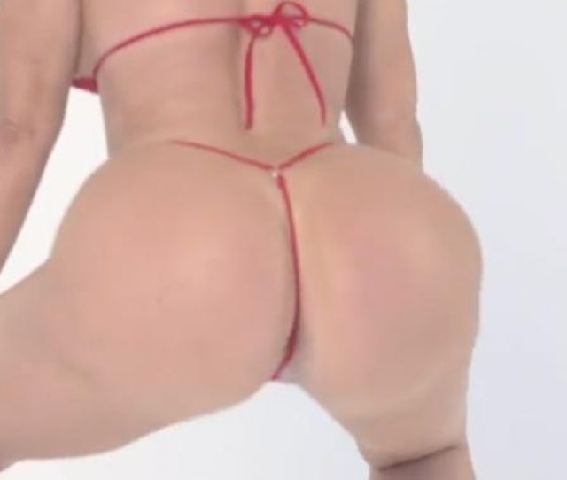 Coco Austin Twerks Her Bare Butt Tiny Thong To Promote New Lingerie Line Watch Http
