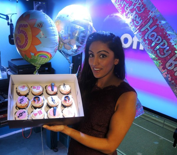 """BBC Asian Network on Twitter: """"We're celebrating 5 years ..."""
