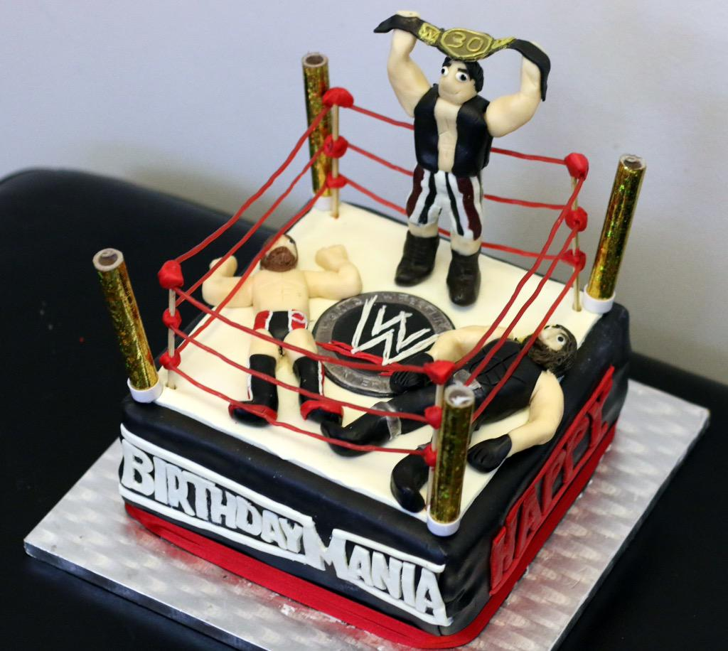 Eva The Cake Diva On Twitter Quot Happy Birthday To Wrestling