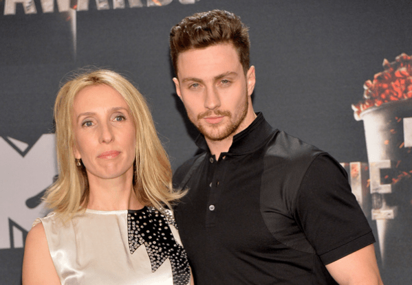 Aaron taylor-johnson has revealed he's proud of his wife ...