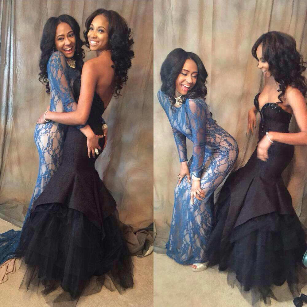 BBGS on Twitter Black girls are slaying at prom 2k15