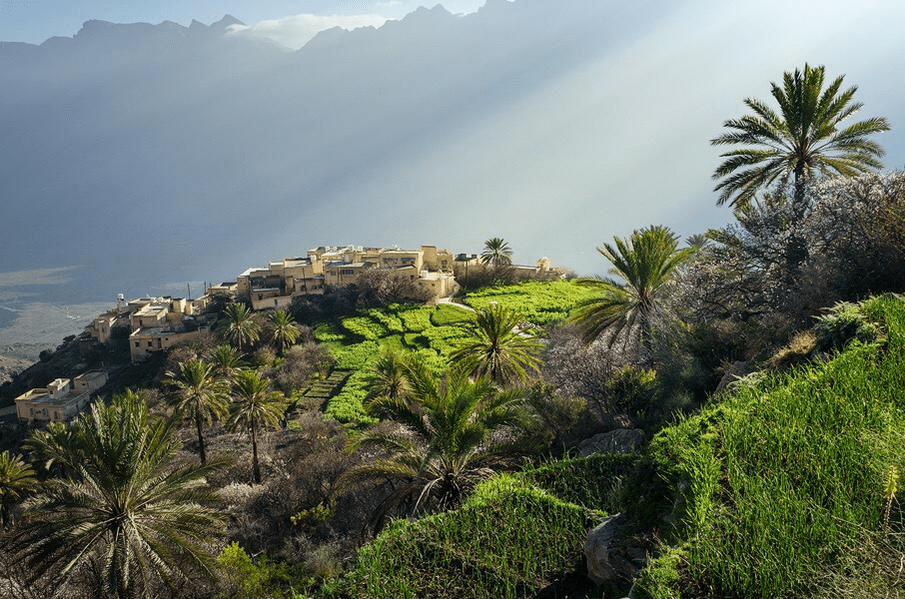 Image result for اماكن سياحية في الباطنة