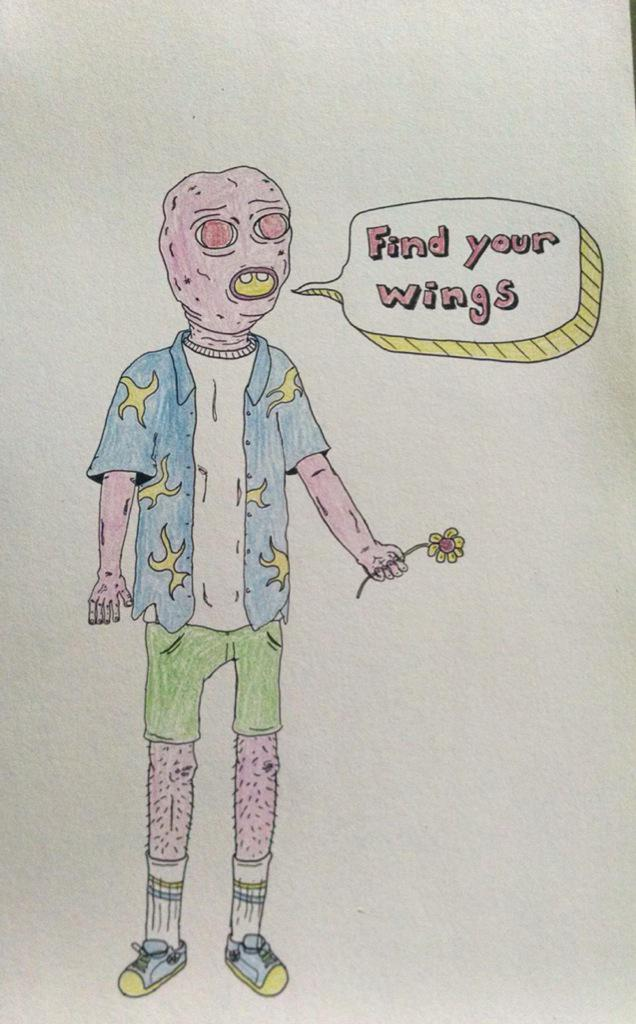 Tyler The Creator Drawing : tyler, creator, drawing, Tyler,, Creator, Twitter:, THIS?, YOURSELF, Https://t.co/yz90V4NluD