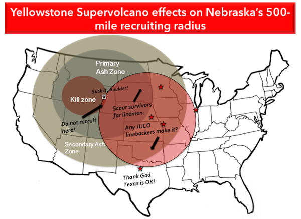 """Jeff Sheldon On Twitter: """"How Would A Supervolcano"""