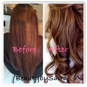 """beautybysaira twitter """"#brown"""