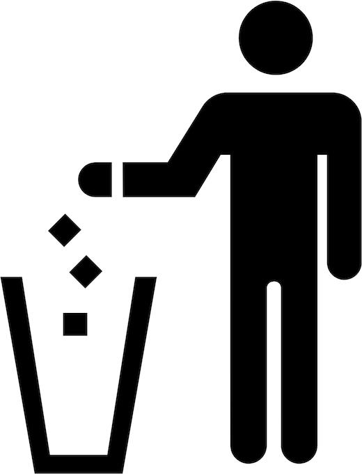 Buang Sampah Pada Tempatnya Logo : buang, sampah, tempatnya, BIOTERRA®, Twitter:,
