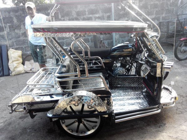 Sidecar Maker Philippines - Exploring Mars