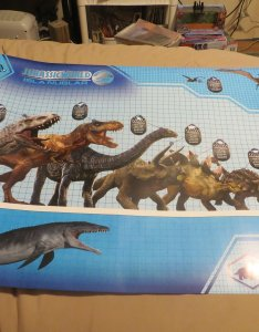 Joshua fitch on twitter jurassic world dinosaurs size chart poster http  uiwhhhndna also rh