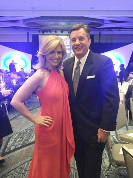 Paula Ebben on Twitter Having fun with my date BillEbben at the 38th BostonNew England Emmy