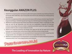 keunggulan amazon plus