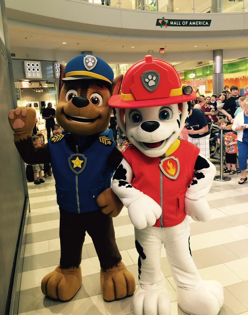 Mall Of America Paw Patrol Play Area : america, patrol, Patrol, America, Online