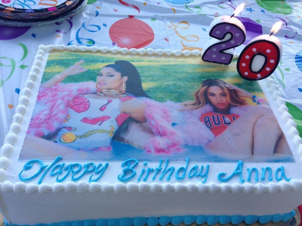 Queen On Twitter Dope Cake Happy Bday Boo S