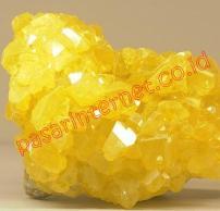 Sulfur pada Cristal x