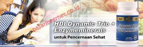Dynamic Trio + Enzyme Mineral